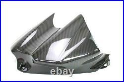 04-06 Yamaha R1 Front Tank Fairing Cowl Carbon Fiber