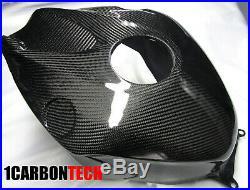 07-12 Honda Cbr 600rr Full Carbon Fiber Tank Cover Airbox