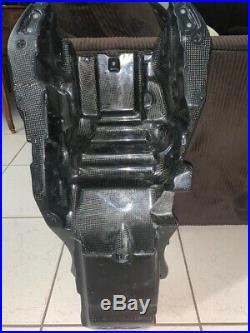 10-12 Aprilia Rsv4 Carbon Fiber Tank And Fuel Pump