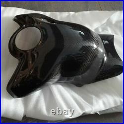 100% Carbon Fiber Full Tank Cover Gloss Black For Ducati Panigale V4 V4S V4R