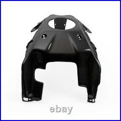 100% Carbon Fiber Motorcycle Center Tank Cover Fairing For Yamaha MT07 2018-2020