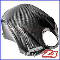 2003-2010 Buell XB9 XB12 Gas Tank Airbox Cover Panel Fairing Cowl Carbon Fiber