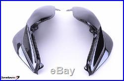 2004-2009 MV Agusta Brutale Ram Air Intake Side Cover Tank Fairing Carbon Fiber