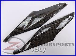 2004-2009 RSV 1000 RSV1000R Gas Tank Side Panel Trim Fairing Cowl Carbon Fiber