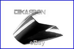 2005 2006 KTM SuperDuke 990 Carbon Fiber Tank Cover 2x2 twill weaves
