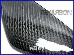 2005 2006 Suzuki GSXR 1000 Carbon Fiber Side Tank Panels 2x2 twill weave