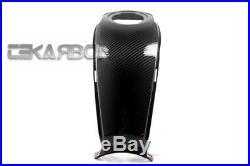 2006 2007 BMW R1200S Carbon Fiber Center Gas Fuel Tank Cover Fairing twill