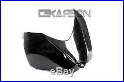 2006 2007 Suzuki GSXR 600 / 750 Carbon Fiber Tank Cover 2x2 twill