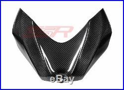 2006 2007 Suzuki GSXR600 GSXR750 Twill Fuel Gas Tank Cover Fairing Carbon Fiber