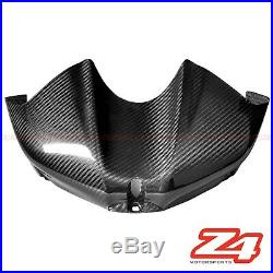 2006 2007 Yamaha R6 Gas Tank Air Box Front Cover Panel Fairing Cowl Carbon Fiber