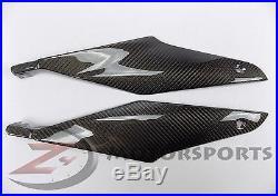 2006-2009 Aprilia Tuono 1000 Gas Tank Side Cover Panel Fairing Cowl Carbon Fiber