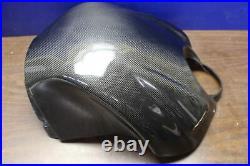 2006-2010 Buell Ulysses Xb12x CARBON FIBER Gas Tank Fuel Cell Cover Fairing Cowl