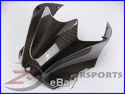 2006-2011 ZX14 ZX-14 ZZR1400 Gas Tank Front Cover Fairing Cowl Carbon Fiber