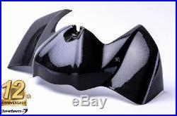 2006-2015 Yamaha FZ1 Fazer Gas Tank Front Cover Panel Cowl Fairing Carbon Fiber