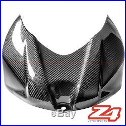 2007 2008 Suzuki GSX-R 1000 Gas Tank Front Air Cover Fairing Cowl Carbon Fiber