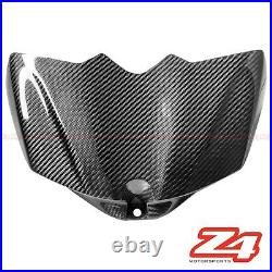 2007 2008 Yamaha R1 Carbon Fiber Gas Tank Front Air Box Cover Panel Fairing Cowl
