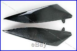 2007-2008 Yamaha R1 Carbon Fiber Tank Side Panels