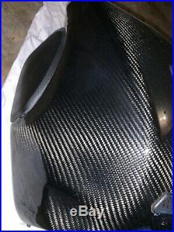 2008 2009 2010 2011 Honda Cbr1000rr Motocomposites Carbon Fiber Gas Tank Cover