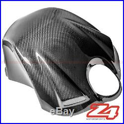 2008-2010 Buell 1125R 1125CR Gas Tank Air Box Cover Cowling Fairing Carbon Fiber