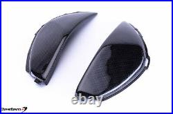 2008-2011 CBR1000RR Carbon Fiber Tank Side Cover Fairing Panel 2010 2009 CBR