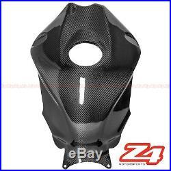 2008-2011 CBR1000rr Gas Tank Fuel Top Cover Panel Fairing Cowling Carbon Fiber