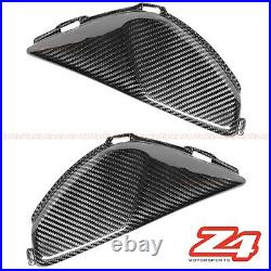 2008-2011 CBR1000rr Gas Tank Side Cover Trim Panel Cowling Fairing Carbon Fiber