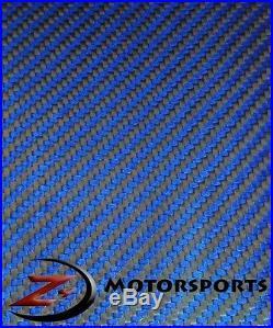 2008-2016 Yamaha R6 Gas Tank Air Box Front Cover Fairing Cowl Carbon Fiber Blue