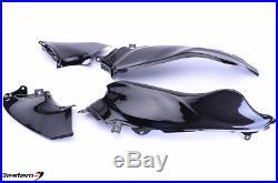 2008-2017 Hayabusa Carbon Fiber Tank Side Cover Trim Fairing Cowl GSX1300R 2016