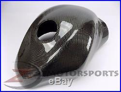2008-2020 Hayabusa GSX1300R Gas Tank Petro COVER Guard Fairing Cowl Carbon Fiber