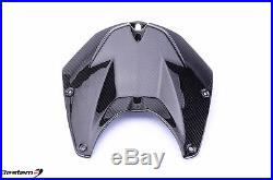 2009-2014 BMW S1000RR 100% Carbon Fiber Fuel Gas Tank Cover Center Fairing Twill