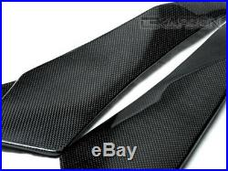 2009 2014 Yamaha YZF R1 Carbon Fiber Gas Side Tank Panels 1x1 plain weave