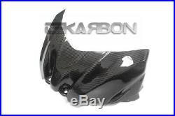2009 2015 Suzuki GSXR 1000 Carbon Fiber Gas Fuel Tank Cover 2x2 twill weave