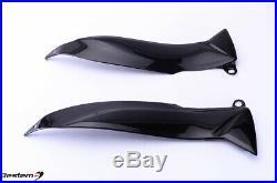 2009-2016 Suzuki GSXR1000 100% Carbon Fiber Tank Side Panel Knee Fairing