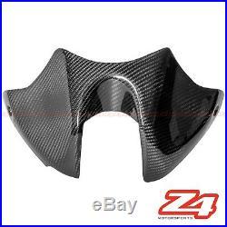 2010-2013 Kawasaki Z1000 Gas Tank Front Cover Guard Fairing Cowling Carbon Fiber