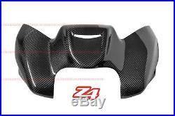 2011-2013 FZ-8 Fazer Gas Tank Front Air Box Cover Cowling Fairing Carbon Fiber