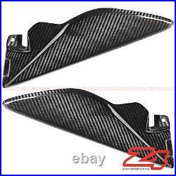 2011-2015 Speed Triple / R Gas Tank Side Cover Trim Fairing Cowling Carbon Fiber