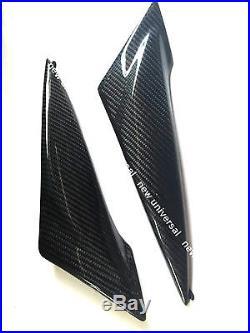 2011-2015 Suzuki GSXR600 GSXR750 Carbon Fiber Tank Side Panels
