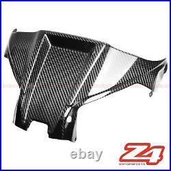 2011-2015 ZX-10R Carbon Fiber Gas Tank Air Box Front Cover Unit Fairing Cowling