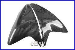 2011-2017 Suzuki GSXR600/750 Carbon Fiber Gas Tank Side Panel Covers