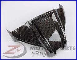 2011-2017 ZX-10R ZX10R Gas Tank Air Box Front Cover Fairing Cowl Carbon Fiber