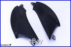 2011-2018 Diavel Gas Tank Side Knee Trim Cover Panel Fairing Carbon Fiber Matte