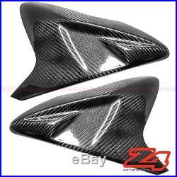 2011-2018 GSX-R 600 750 Gas Tank Side Trim Cover Panel Fairing Cowl Carbon Fiber