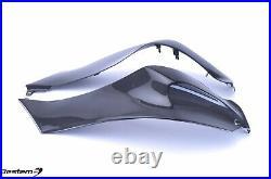 2011-2018 ZX10R ZX-10R 100% Carbon Fiber Tank Side Cover Panel Fairing Trim