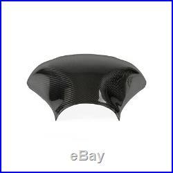 2011-2018 for Kawasaki ZX-10R Gas Tank Front Cover Panel Fairing Carbon Fiber