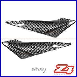 2011-2019 GSX-R 600 750 Gas Tank Side Trim Cover Panel Fairing Cowl Carbon Fiber