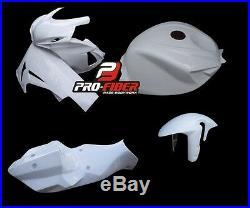 2011-2019 Suzuki Gsxr Gsx-r 600-750 Race Bodywork Fairing Tail Fuel Tank L1-l9