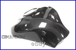 2011 2020 Kawasaki Ninja ZX10R Carbon Fiber Tank Cover 2x2 twill