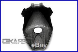2012 2016 Honda CBR1000RR Carbon Fiber Tank Cover 2x2 twill weaves