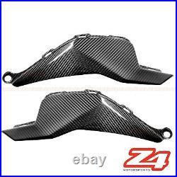 2012-2016 Honda CBR1000rr Gas Tank Side Cover Trim Fairing Cowling Carbon Fiber