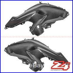 2013-2016 R1200GS Gas Tank Side Knee Panel Guard Cover Fairing Cowl Carbon Fiber